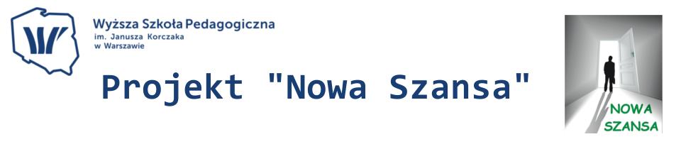 Projekt Nowa Szansa | WSP im. J. Korczaka wraz z FORMENERGY